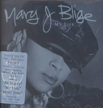 MY LIFE BY BLIGE,MARY J. (CD)