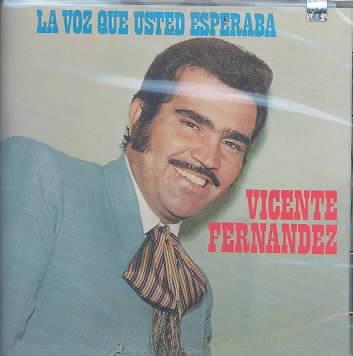 LA VOZ QUE USTED ESPERABA BY FERNANDEZ,VICENTE (CD)