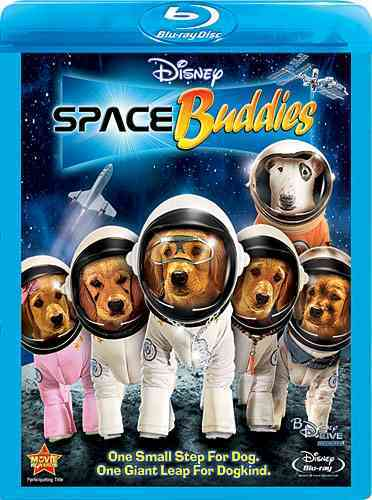 SPACE BUDDIES BY EARLES,JASON (Blu-Ray)